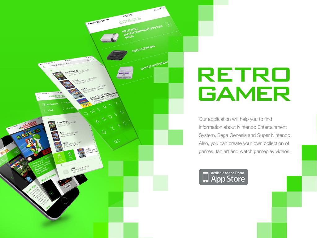 Retro Gamer   NAVI DesignLab  Listen, understand, create